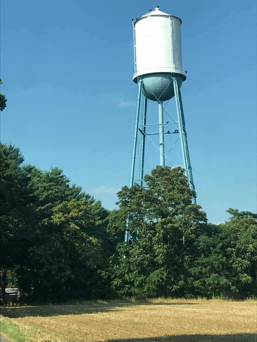 watertower near four winds club